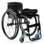 Quickie KryptonR CarbonFibreWheelchair 150px