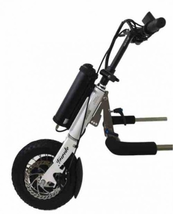 Wheelchair mobility attachment SP Light folding 350px