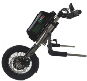 Wheelchair mobility attachment SP Light 350px